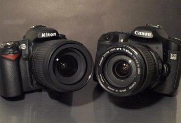 "Co lepsze – ""Canon"" czy ""Nikon""?"
