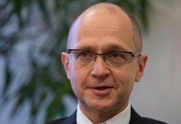 Sergei Kiriyenko. Biografia, zdjęcia i rodzina