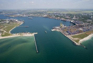 Port morski komercyjna Illichivsk