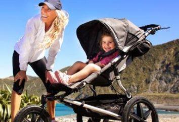 """""""Zhetem"""" – nowa generacja wózek dla wygodnych spacery z dzieckiem"""
