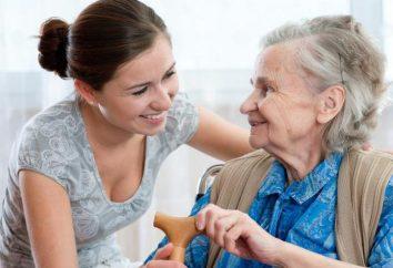 Opieka społeczna: zasady i typy