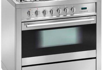 caratteristiche e vantaggi – Built-in forno a gas