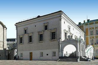 Obliczach Izba Kremla