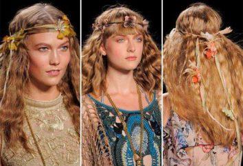 """acconciature hippie: l'eredità di """"figli dei fiori"""" nell'arte moderna del parrucchiere"""