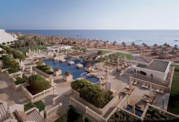 Sheraton Sharm Hauptgebäude 5 – eine bekannte Marke im ägyptischen Badeort