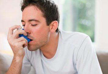 Crises de tosse asmática: causas, consequências e regime de tratamento. Tosse na asma: tratamento