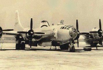 Russe aviation à longue portée et son histoire
