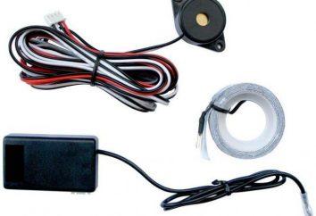 parktronics Belt: tipi, installazione, recensioni