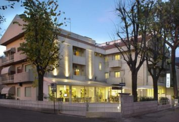 Hotel Nives 3 * (Rimini): fotos, preços e opiniões