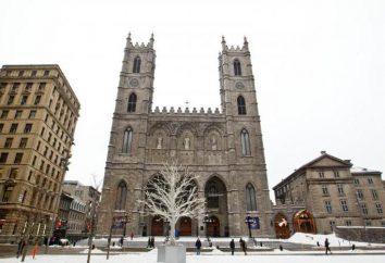Notre-Dame Basilica – jóia urbana, conhecido no mundo inteiro
