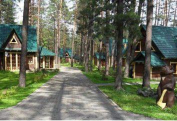 """""""Cedar Island"""" lädt Liebhaber der Schönheit des Altai-Gebirges"""