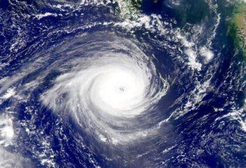 Qu'est-ce qu'un cyclone? Un cyclone tropical dans l'hémisphère sud. Cyclones et anticyclones – les caractéristiques et les noms