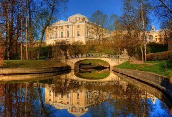 Pawłowsk Pałac. Petersburg, Pawłowsk Pałac