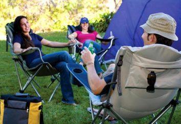 ¿Cómo elegir las mesas plegables y sillas para un picnic