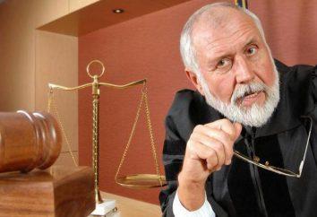 Praktyka sądowa: uniewinnienie. Podstaw do uniewinnienia. Statystyki uniewinnienia w Rosji