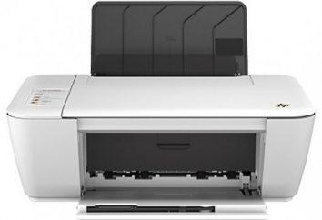Urządzenia wielofunkcyjne HP DeskJet Ink Advantage 1515: opinie, specyfikacje, obsługa w kasetach