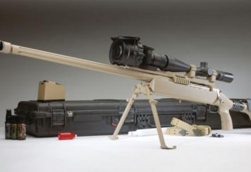 Anti-Material Gewehr – eine konstante Eigenschaft von militärischen Waffen
