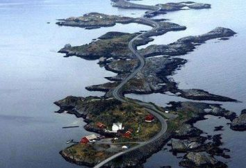 La Route de l'Atlantique (Norvège) – la route touristique la plus pittoresque
