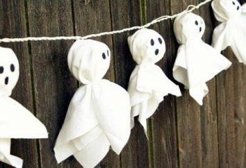 Rękodzieło na Halloween z rękami: tworzenie atmosfery Dzień Wszystkich Świętych