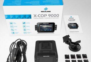 Neoline X-COP 9000: Bewertungen und Features
