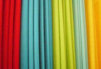 Denim – il materiale più popolare e pratico.