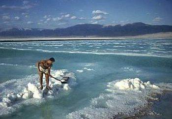 Sól morska żywnościowa: znowu o jego zaletach