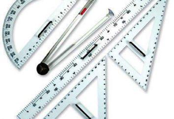 Opisowe geometria i grafika inżynierska. Jak interesujące wiedzieć