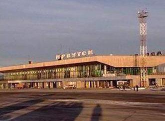 L'aeroporto internazionale di Irkutsk – volo porta hub del mondo