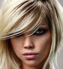Modne fryzury na włosach średniej dla gospodyń domowych i studentów, kobiet biznesu i młodych matek