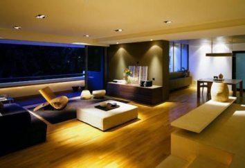 appartamenti di illuminazione: i tipi di illuminazione a LED