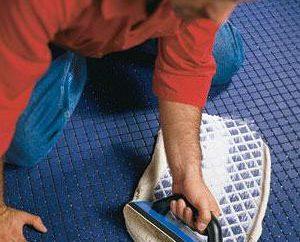 Come cancellare le cuciture sulla piastrella sul pavimento: consigli di esperti