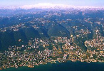 País Líbano: história e modernidade