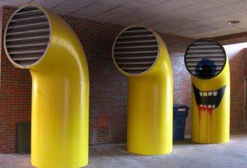 ricambio d'aria negli edifici residenziali e industriali