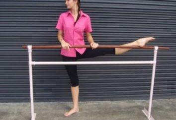 Balet Pasek do ćwiczeń domowych