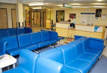 Hôpital 9 Ville № Les enfants les cliniques. Speranski: adresse, services, avis. service de consultations externes de l'hôpital