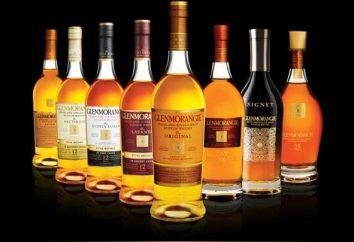 """Whiskey """"Glenmorangie"""": preço, descrição e comentários"""