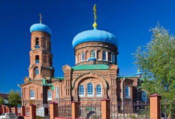 Cerkiew Wasyla Błogosławionego w Barnauł – Kraj Ałtajski sanktuarium