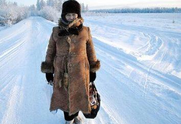 Extremo Norte de Rusia a la espera manos