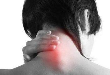 Comment et avec quoi traiter chondrosis? Types et caractéristiques de la thérapie