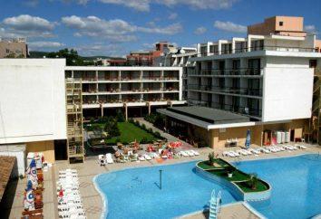 Mercury Hotel 4 * (Bulgária, Sunny Beach): a descrição dos quartos, serviços, opiniões