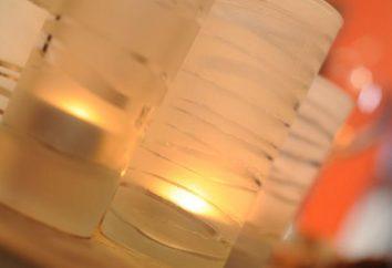 vetro smerigliato: arredamento individuale