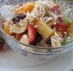 Il più deliziosa insalata. ricette