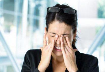 Jak usunąć obrzęk oczu po płaczu: popularne i skuteczne metody