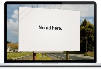 "Bloqueo de anuncios en ""Android"" a través del programa"