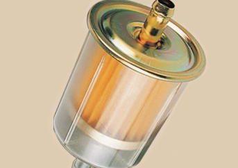 Remplacement du filtre à carburant – points principaux
