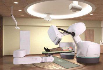 Cyberknife: Indikationen und Merkmale der Behandlung