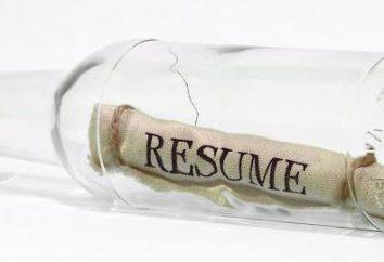 Jak prawidłowo napisać CV? CV próbki