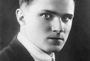Akademik Głuszko Valentin Pietrowicz – główny projektant systemów rakietowych: biografia, rodzina, honoruje pamięć