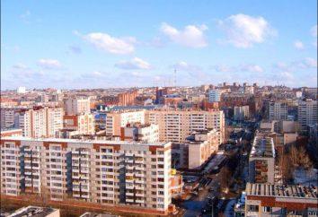 Udmurtia: la capitale della repubblica e la sua storia