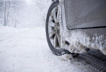 Ley de los neumáticos de invierno. Nuevos requisitos para los neumáticos del automóvil